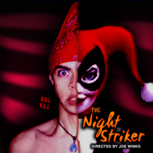 Default the night striker square teaser poster larger