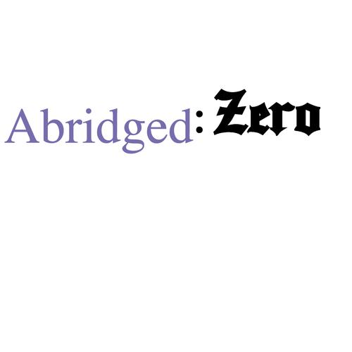Default abridged zero