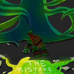 Default the mistake cover new