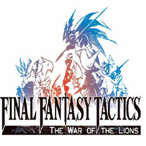 Default final fantasy tactics lion war logo 2
