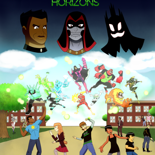 Default e 10 horizons   continues poster  discord edition