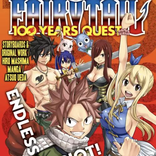 Casting Call Club : Fairy tail 100 year quest comic dub