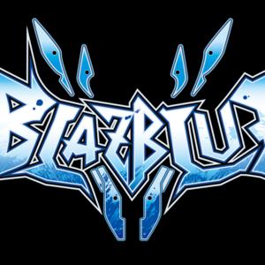 Default blazblue logo