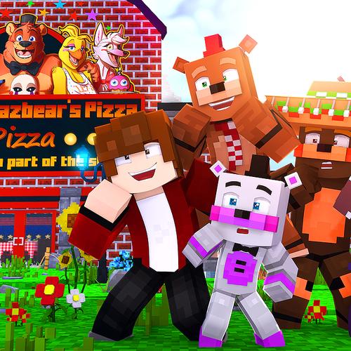 Casting Call Club : Minecraft Five Nights at Freddys 6