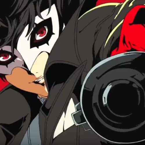 Default persona 5 the animation