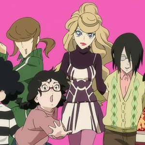 Default princess jellyfish   cast