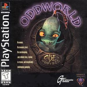 Default abe s oddysee cover