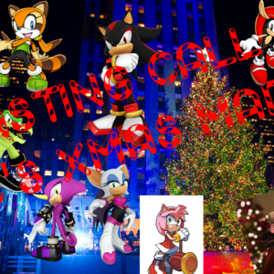 Default christmas background