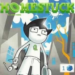 Default homestuck book 1
