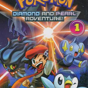 Default pokemon diamond and pearl adventure  v01 viz cover