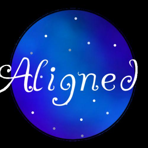 Default aligned logo