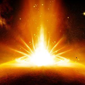 Default collision en espace  explosion  planete 145349
