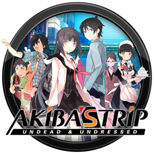 Default akiba s trip   undead   undressed icon v2 by andonovmarko d8rcx6q