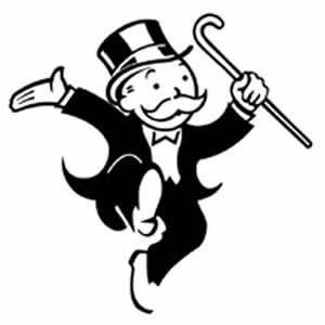 Default monopoly man