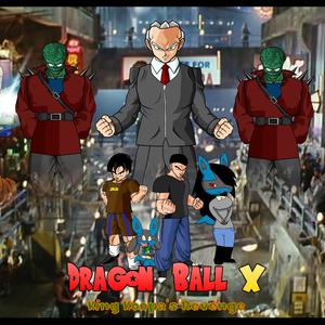 Default dragon ball x   king koopa s revenge poster v2