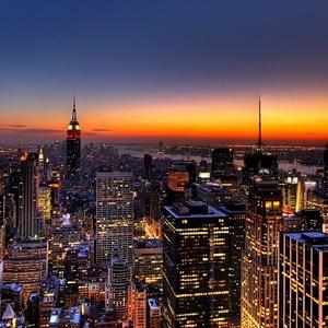 Default new york city skyline