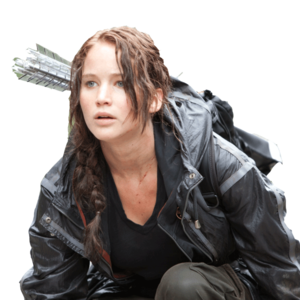 Default katniss everdeen   the hunger games png by paulaml d4mbh01