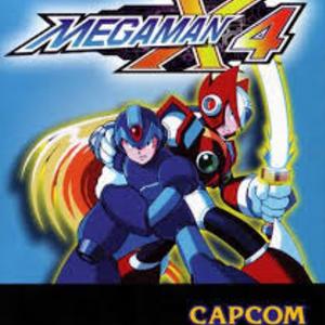 Default megaman x4