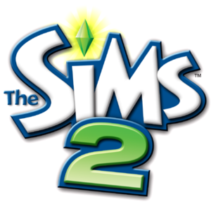 Default the sims 2 logo