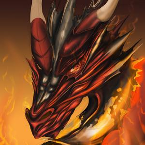 Default fire dragon