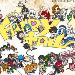 Default fairy tail cover photo