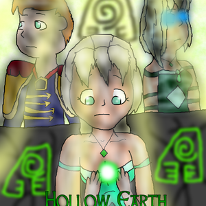Default hollow earth   promotional poster