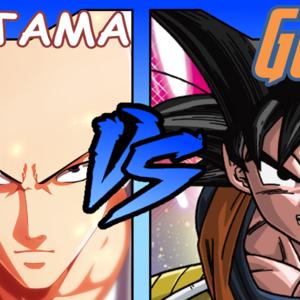 Default ff   saitama vs goku