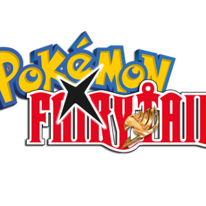Default pokemon x fairy tail logo