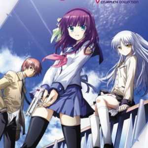 Default angel beats  dvd complete collection cover 1
