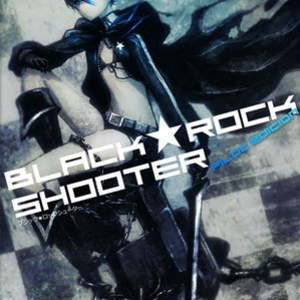 Default black rock shooter cover