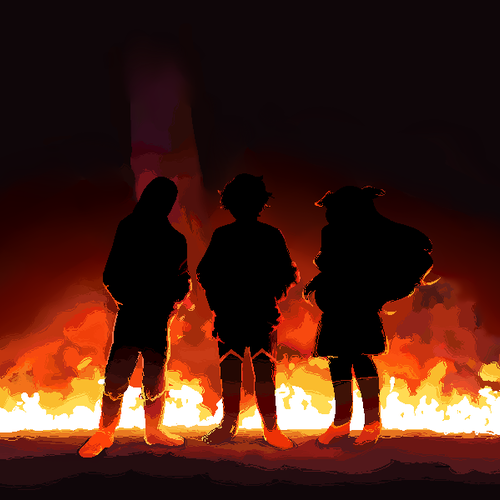 Default three fire