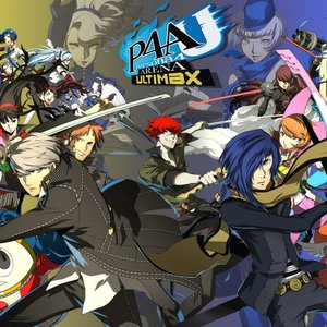 Default persona 4 arena ultimax  p3 and p4 wallpaper by blahblahblah7000 d87mkj8