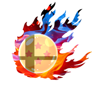 Default super smash ball z emblem transparent