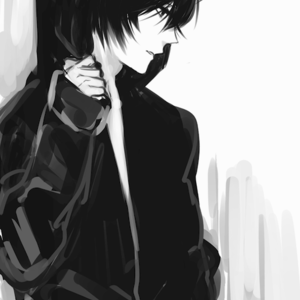 Default cute anime guys with black hair i17