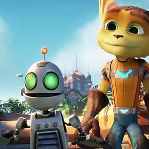 Default ratchet and clank film