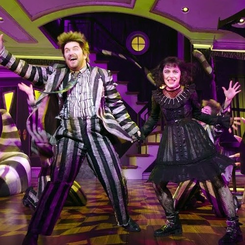 Casting Call Club That Beaufiful Sound Beetlejuice The Musical Cover