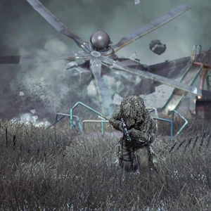 Default cod4 singleplayer sniper escape