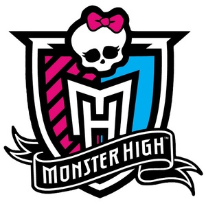 Default logo   monster high