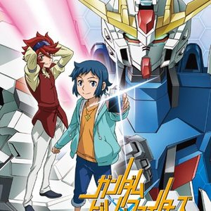 Default gundam build fighters dvd