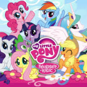 Default my little pony friendship is magic
