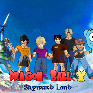 Default dragon ball x   skyward land wallpaper   poster v2