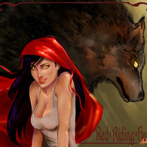 Default red riding hood by lims kraghma d4vjdjj