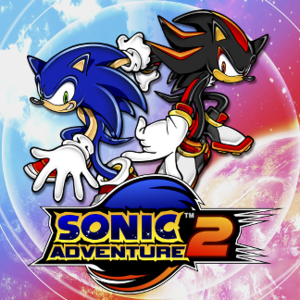 Default sonic adventure 2 cover