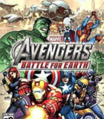 Default the avengers battle for earth