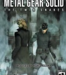Default metal gear solid the twin snakes