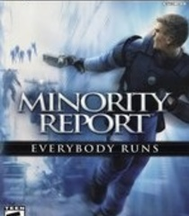 Default minority report everybody runs
