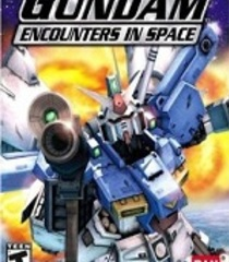 Default mobile suit gundam encounters in space