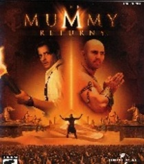 Default the mummy returns the video game