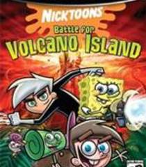 Default nicktoons battle for volcano island