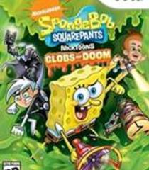 Default spongebob squarepants featuring nicktoons globs of doom